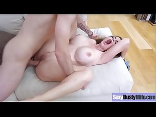 (Cathy Heaven) Sexy Busty Hot Mature Lady Love Intercorse movie-05