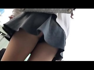 Asian Upskirt compilation coed 0064