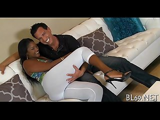 Limitless nastiness of ebony playgirl