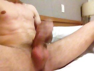 Gostoso se masturbando