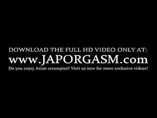 Redhead asian sex goddess pussy banged intensely