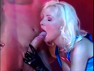 Very beautiful busty blonde babe takes 100 cumshots dutch german helen duval