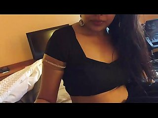 Perfect indian blowjob and awesome nipples