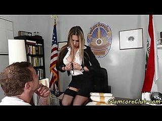 Bigtit ps fucked in the office