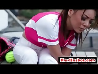 The Softball Player (JessaRhodes & AyumiAnime) movie-01