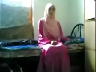 Arab indin girl neamah tudung with bf new