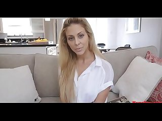 Cherie deville S son blackmails her excl
