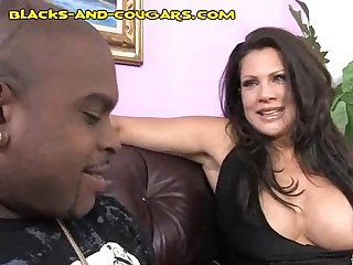 Meeting His Favorite MILF Porn Star