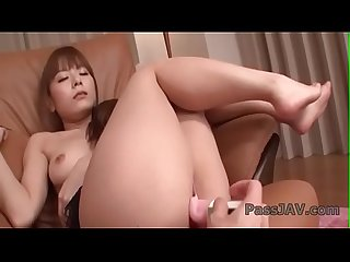 Cute Asian beauty Anri Sonozaki enjoys a nice fuck