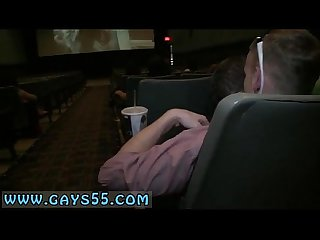 Naked man get gay sex movies first time fucking in the theater