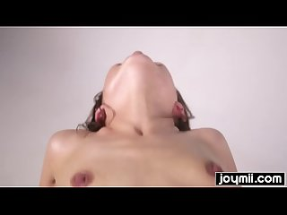 Joymii Teen Erika K gets fucked hard and squirts all over the place