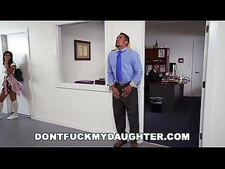Don t fuck my daughter my boss s teenage progeny victoria valencia seduced me