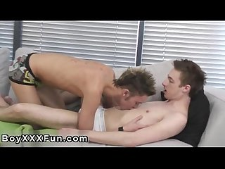 Gay jocks aj sucks down fountains of his bud S cock period zack then lays
