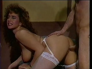 Hot keisha makes overmatched guy cum in 90