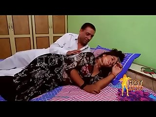 Hindi Hot Short Film Bhabhi Romance With Dever Full Video For this link :-..