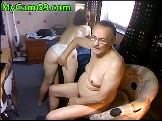 Elderly couple diana winter on Webcam mycam69 com