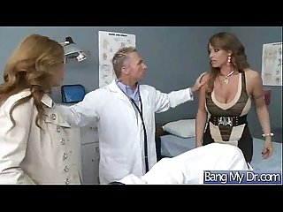 Eva Kianna hot slut patient get hard sex treat from doctor movie 15