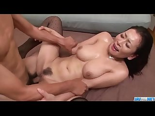 Busty rei kitajima deals cock in superb group scenes more at javhd period net