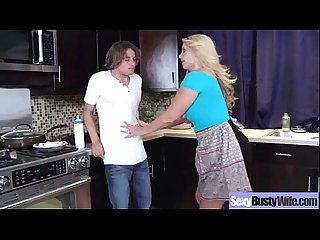 Hard Style Banged On Cam With Big Melon Tits Housewife (karen fisher) movie-19