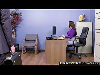 Big Tits at Work - My Slutty Secretary scene starring Angela White and Markus Dupree
