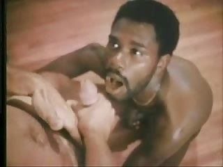 Vintage Bareback Monster Slamfuck & Ass-to-Mouth
