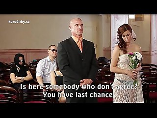 Orgy wedding party with czech vaginas super tits real crazy watch it