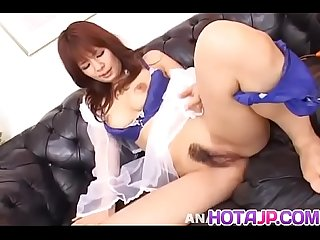 Rin yuuki enjoys man with large dick to complete her play more at hotajp period com
