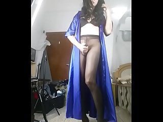 Chinese crossdresser hot masturbation tscamdolls period com