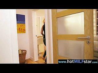 Big hard long dick inside wet horny milf leigh darby mov 19