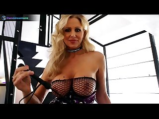Fantastic nympho julia ann kinky hardcore action