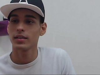 Sexy straight Latino teen on cam www sluttygaycams com