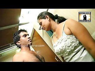 Mallu Bhabi Romance with room boy hot foreplay sex