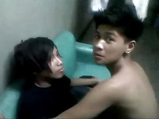 Pinoy teen emo kiss sexy i promise