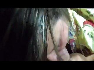 Rafaela Belucci a rainha do leite gozando na boca do casal de Foz do Igua�u