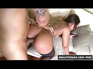 RealityKings - Round and Brown - (Leilani Leeane, Voodoo) - Butt Love