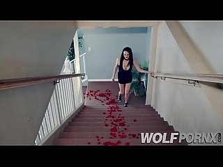 Fucking with my wife alektra blue in san valentin