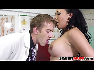 Rio lee squirting pussy