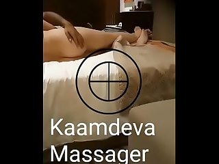 Kaamdeva pleasing his client in hotel