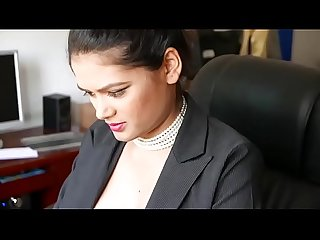 Indian Girl Showing Boobs In Office(Join My Telegram)