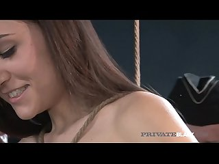 Private-Black - Bound & Punished, Sasha Grey Gets Black Cock