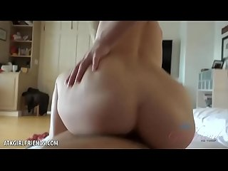 Kiara cole loves your warm cum on her face pov style