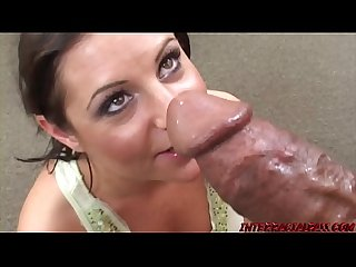 One BBC is Not Enough For Arianna , She Needs Two