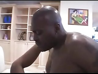 Big Tits girl fucked by big Dick guy