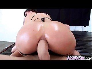 dollie darko round oiled Ass girl nailed hard in her behind Video 12