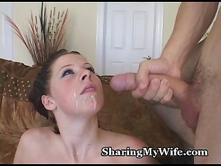 Nasty talking babe shared