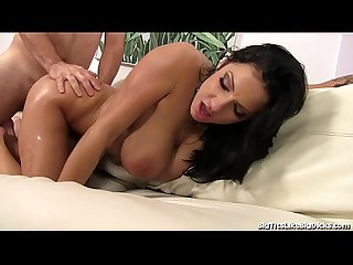 Busty rocker babe gets fucked hard excl