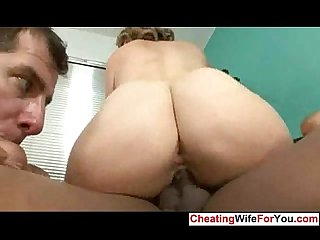 Cuckold husband watch wife fucking 02