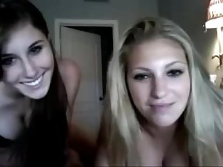 The 2 hottest girls of my class on webcam | www.xcamgirls.me