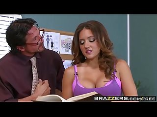 Brazzers big tits at school jean michaels getting in to her character