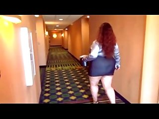 Bbw Sexy legs good walk in high heels from desirebbws period com